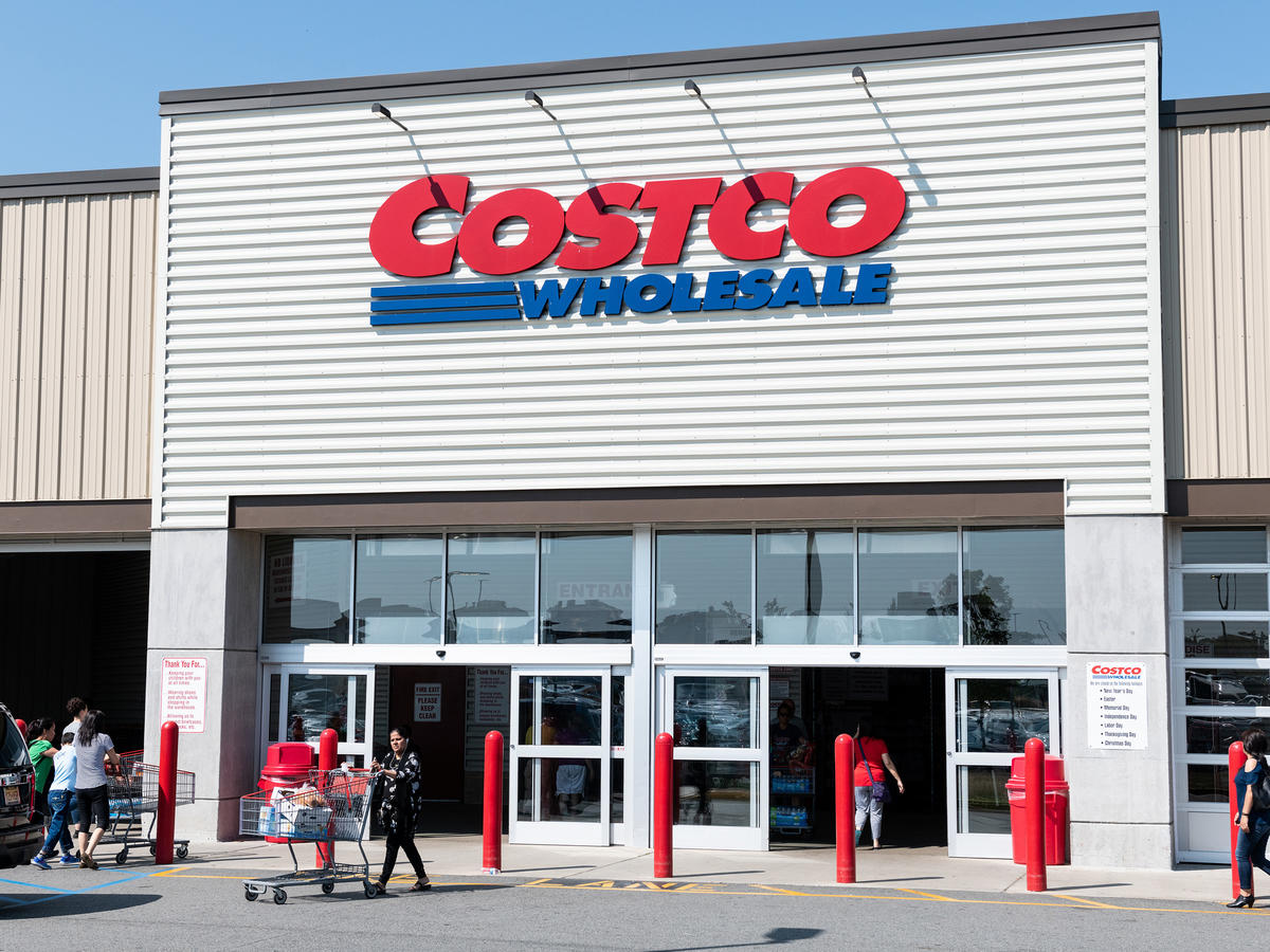 costco wholesale building