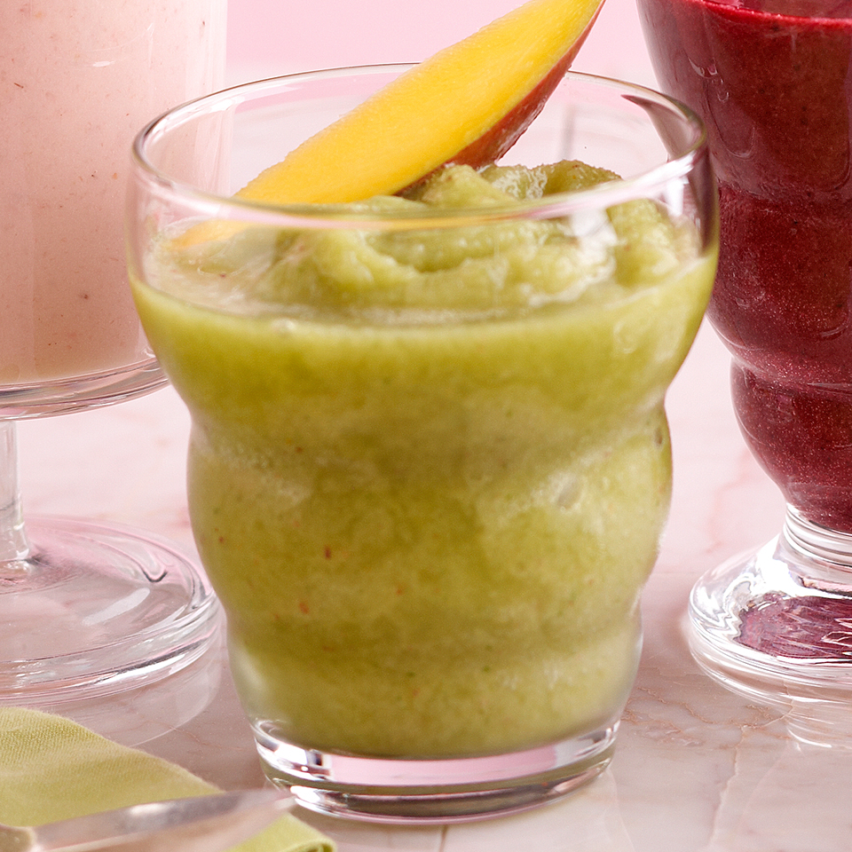 Very Veggie Smoothies