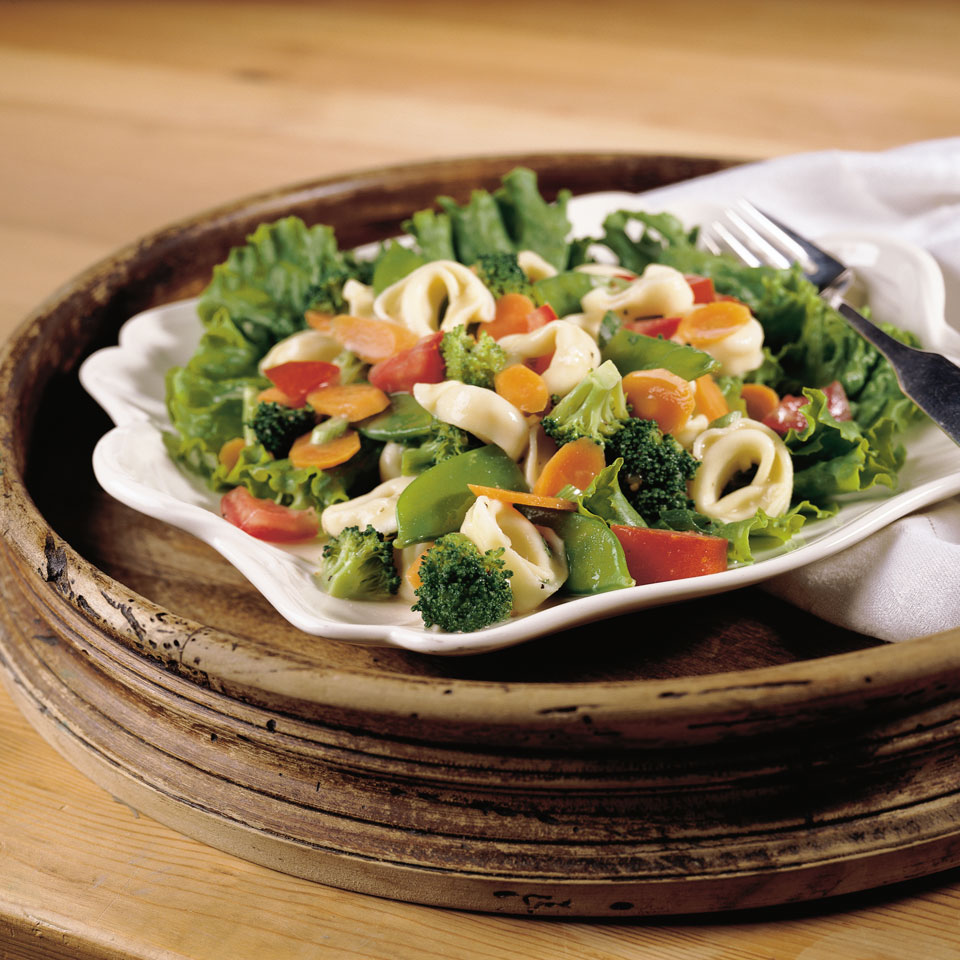 Chilled Tortellini Salad