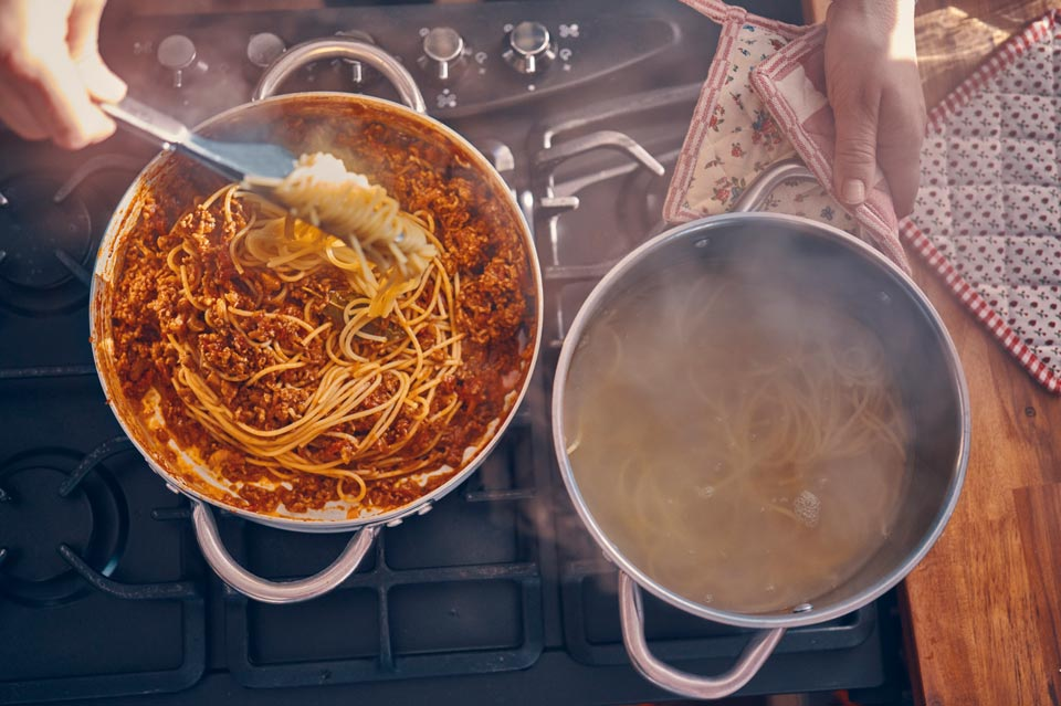 cooking pasta the wrong way can sabotage your diet