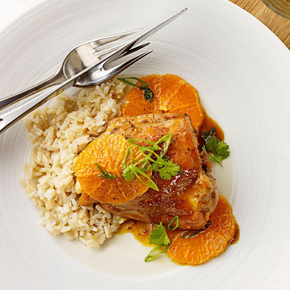 Clementine & Five Spice Chicken