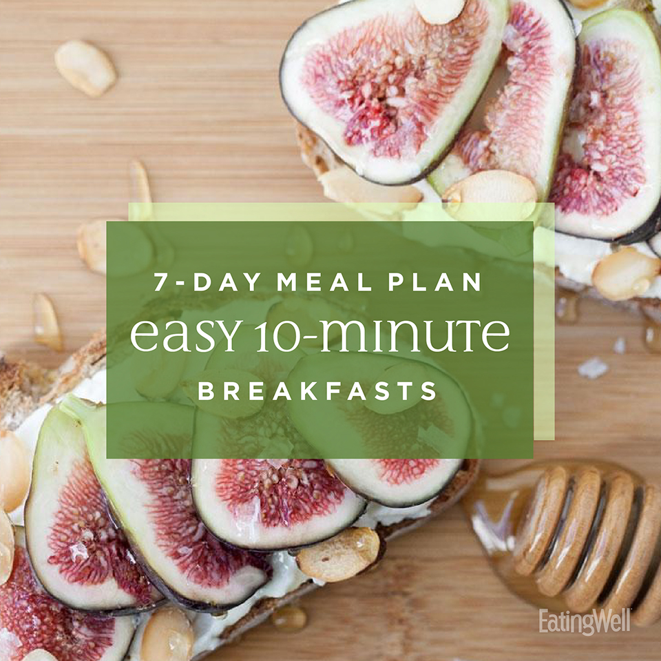 Easy 10-Minute Breakfasts