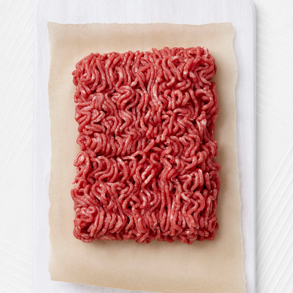 raw ground beef for recall