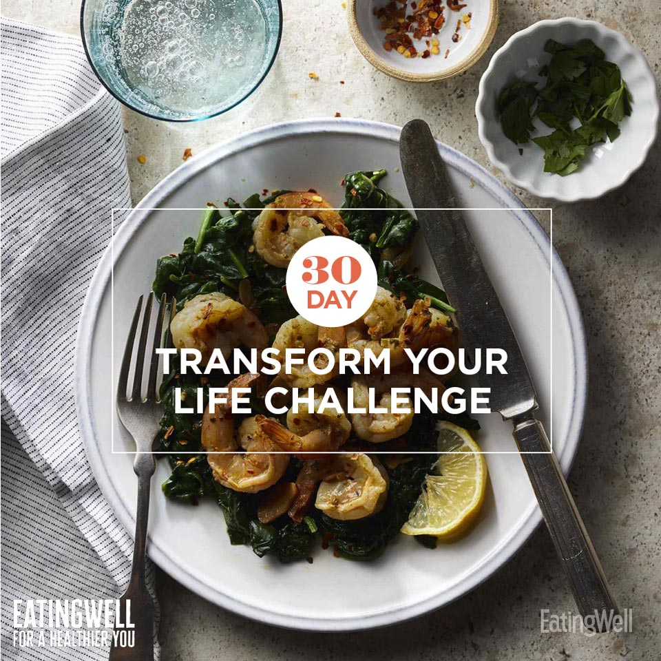 transform your life challenge