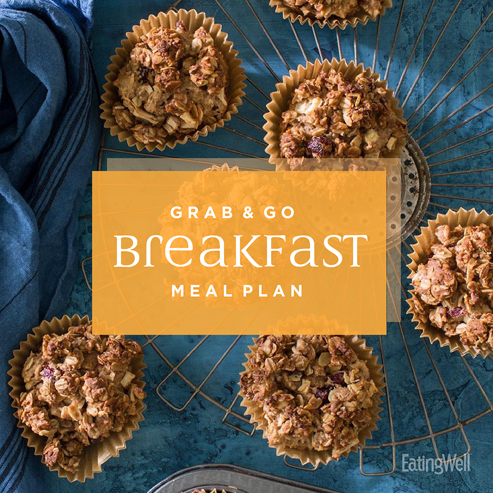 Grab & Go Breakfast Meal Plan