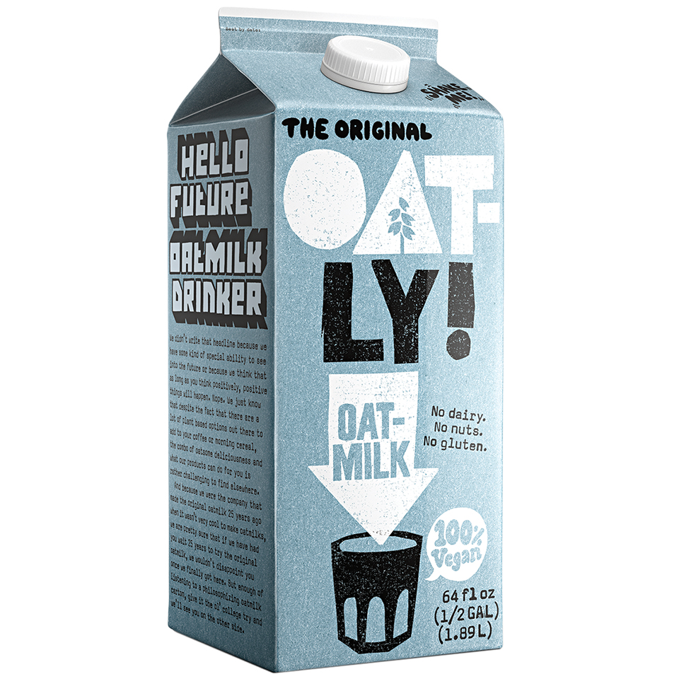 Oatly Oatmilk The Original