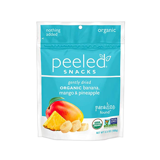 organic peeled snacks