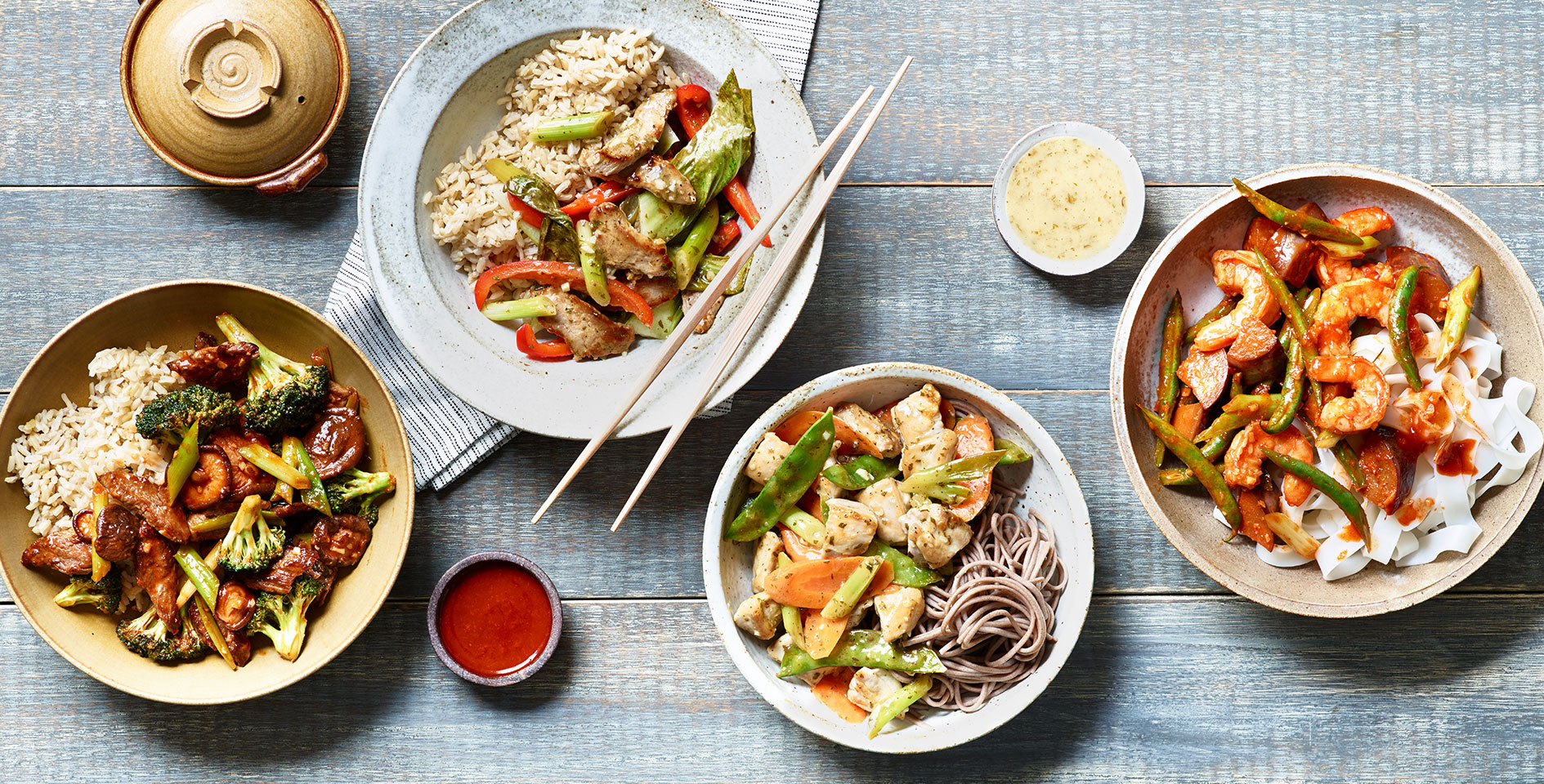 healthy stir-fry recipes