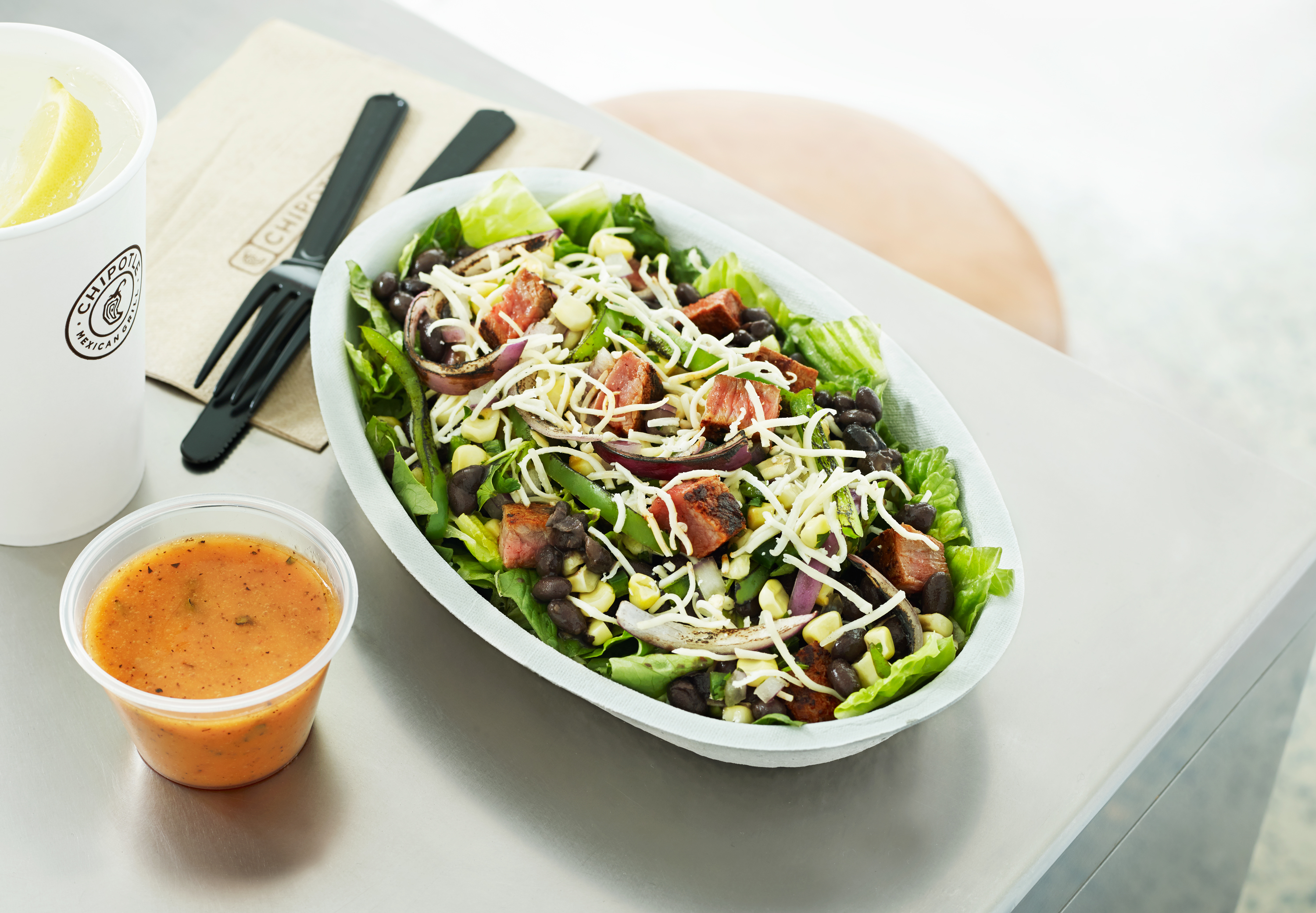 chipotle salad