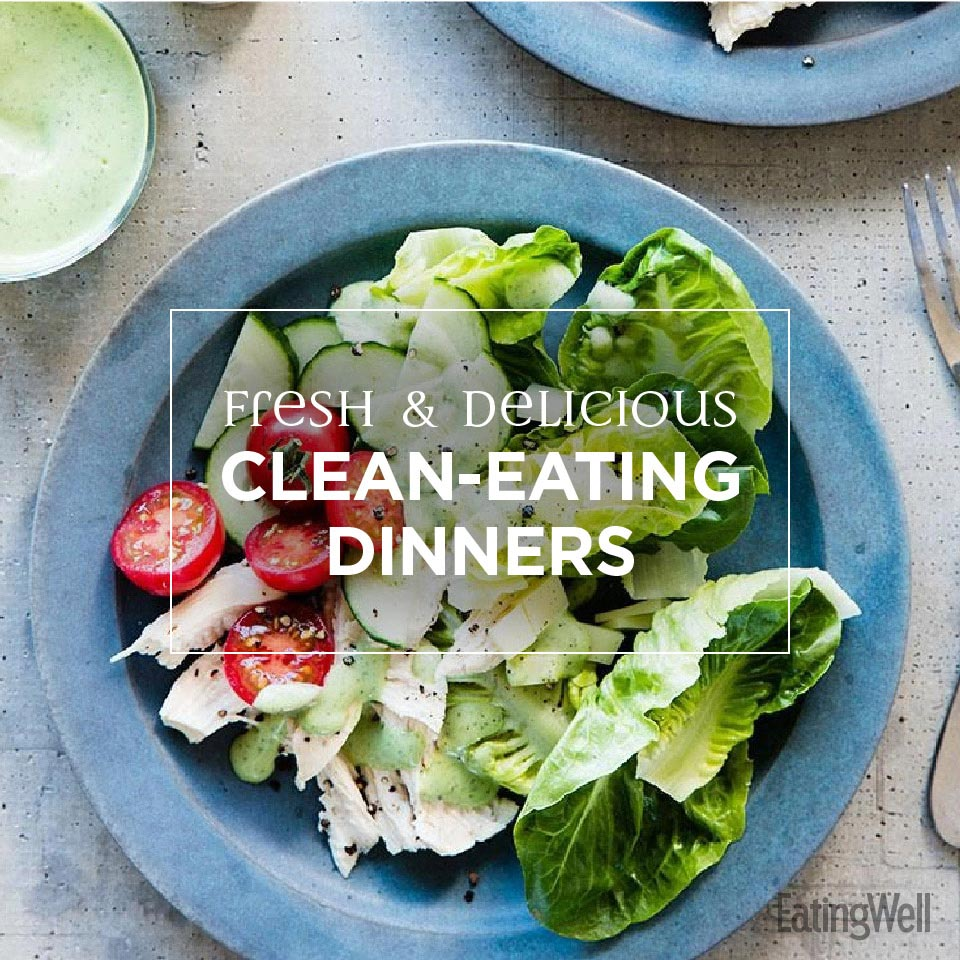 Fresh & Delicious Clean-Eating Meal Plan
