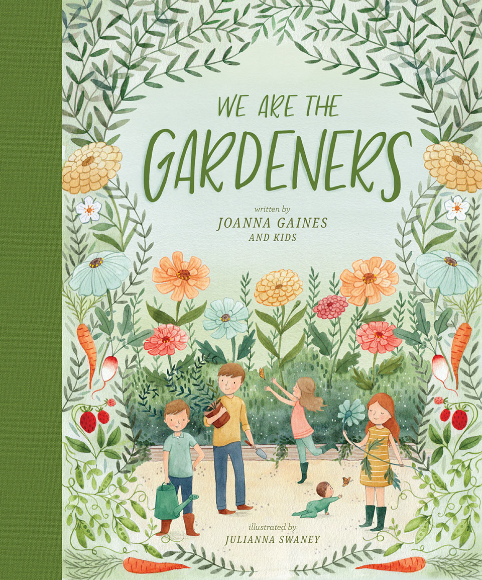 we are the gardeners joanna gains