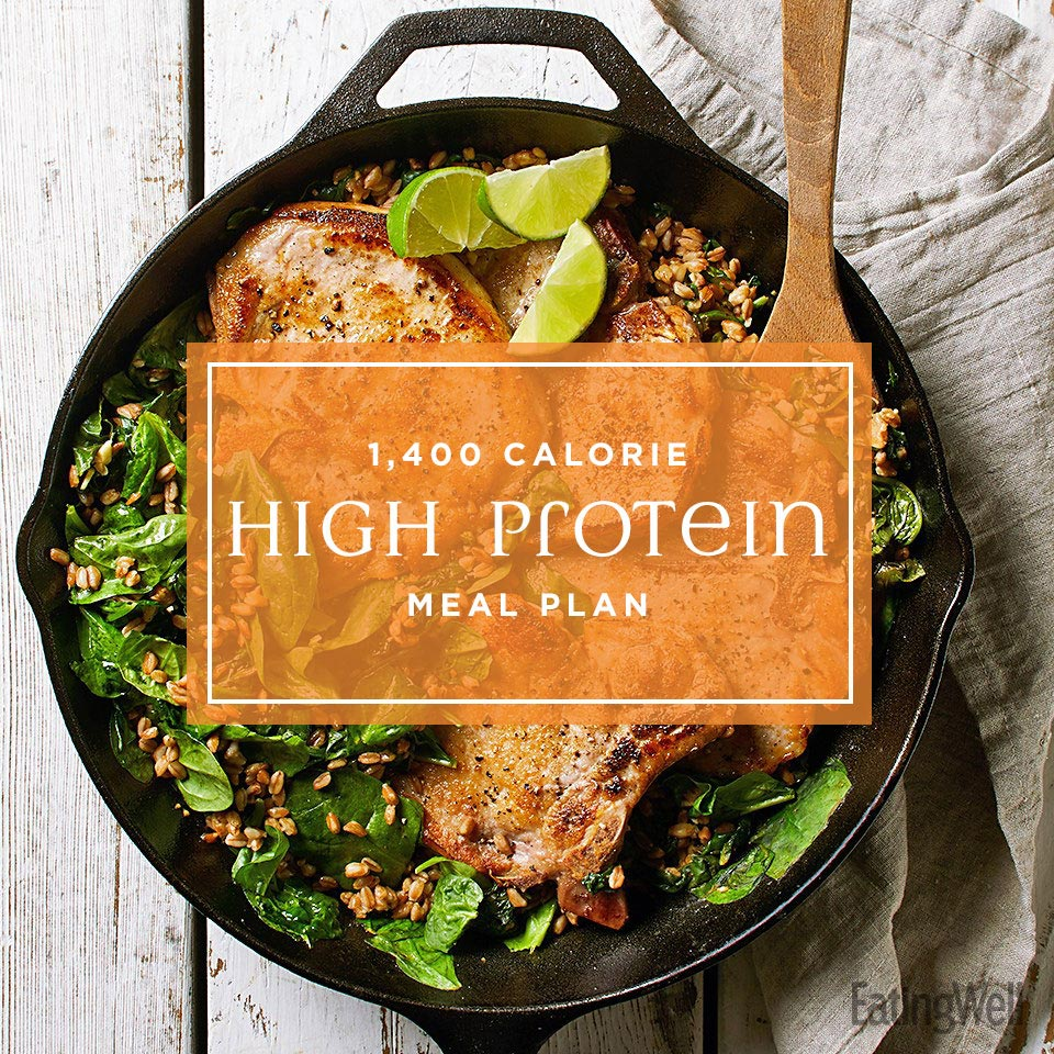 1400 high protein meal plan