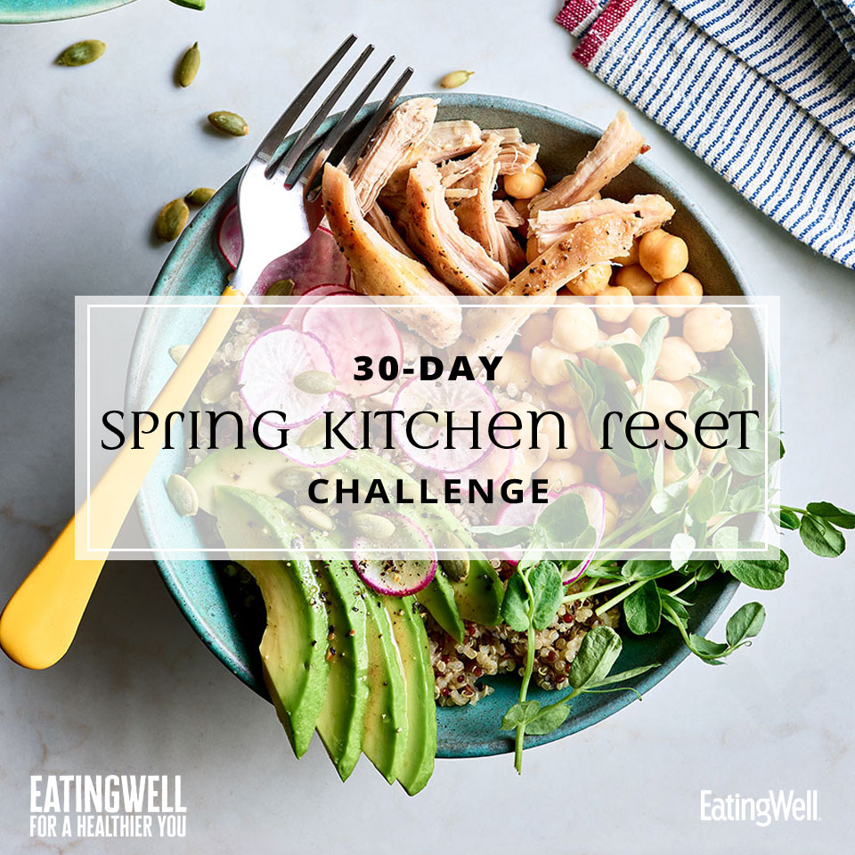 30-Day Spring Kitchen Reset Challenge