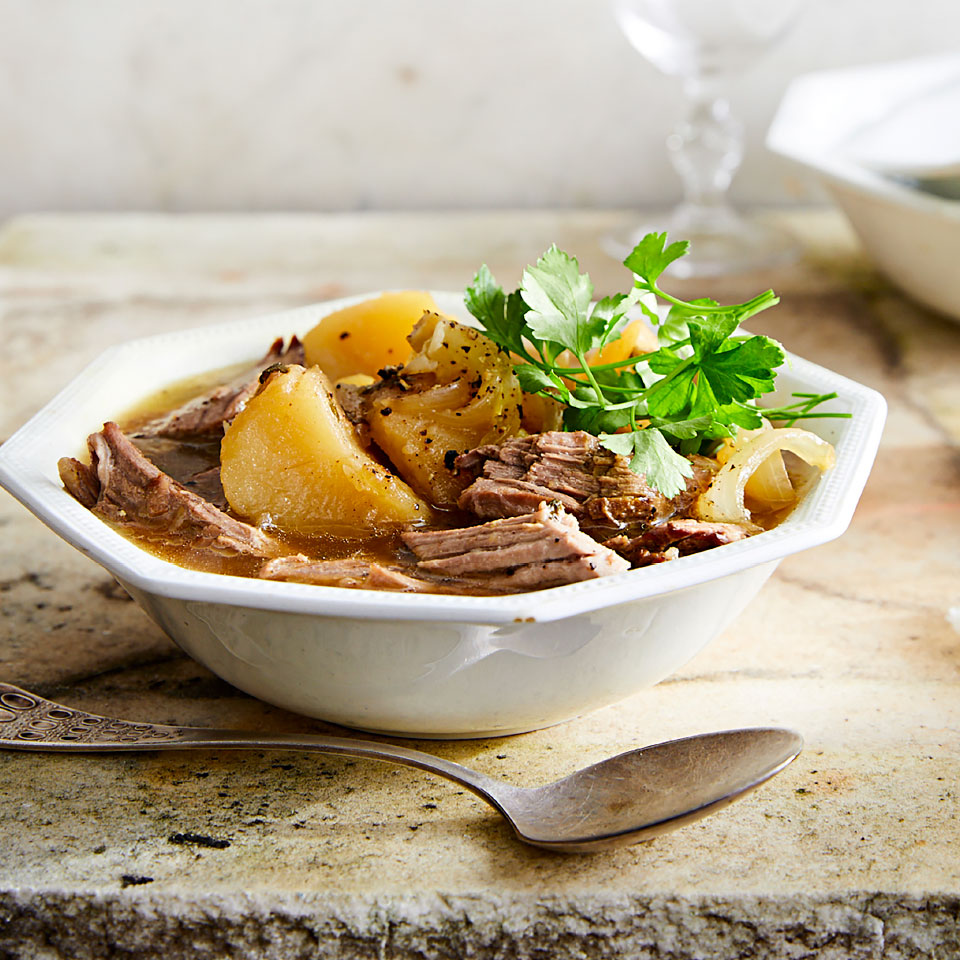Irish Stew with Lamb & Potatoes