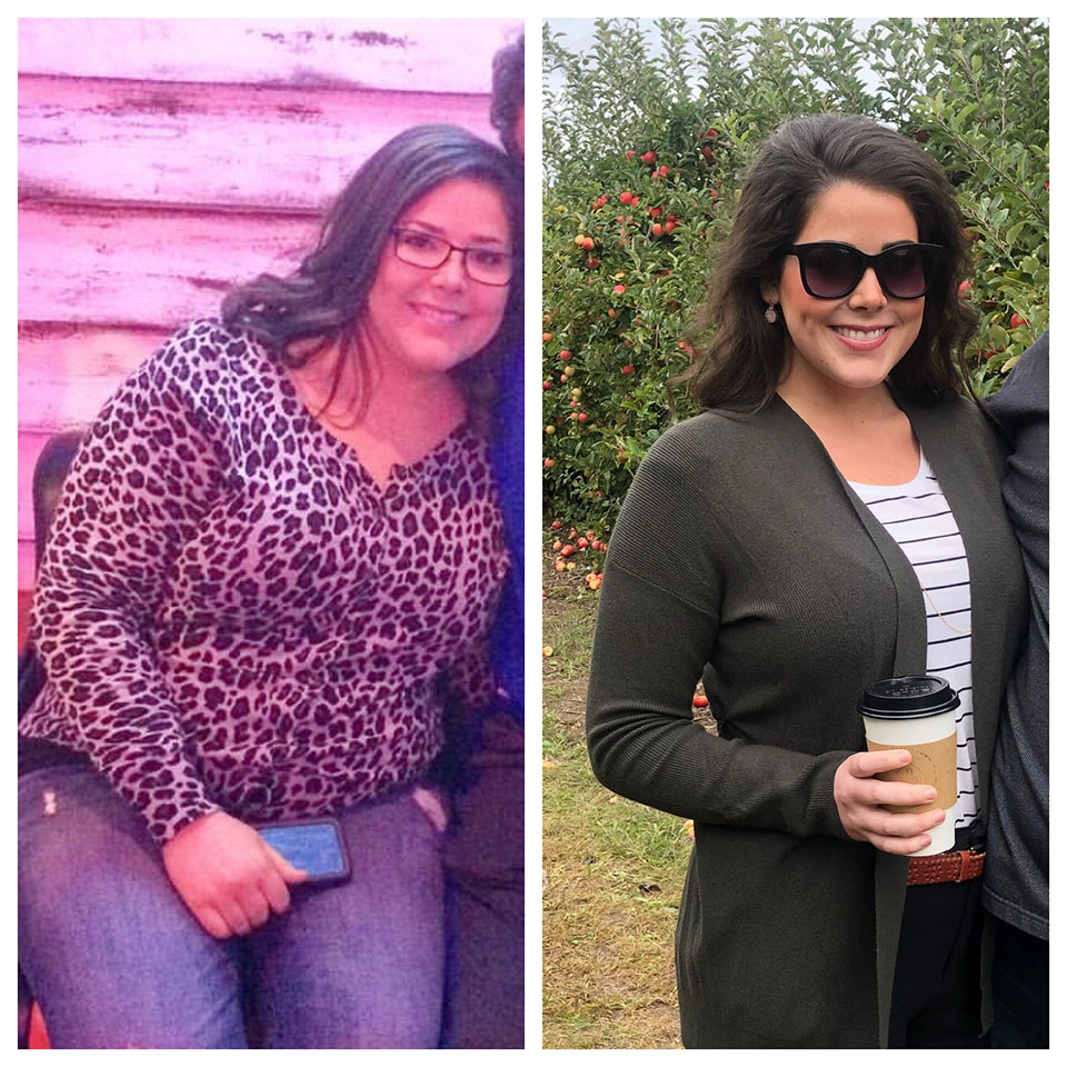 Katie Laine weight loss