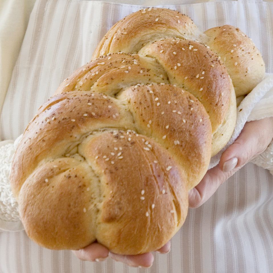 Perfect Water & Whole-Wheat Challah