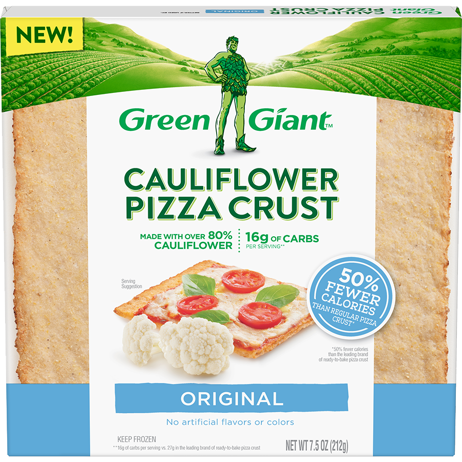 Green Giant Cauliflower Pizza Crust Original
