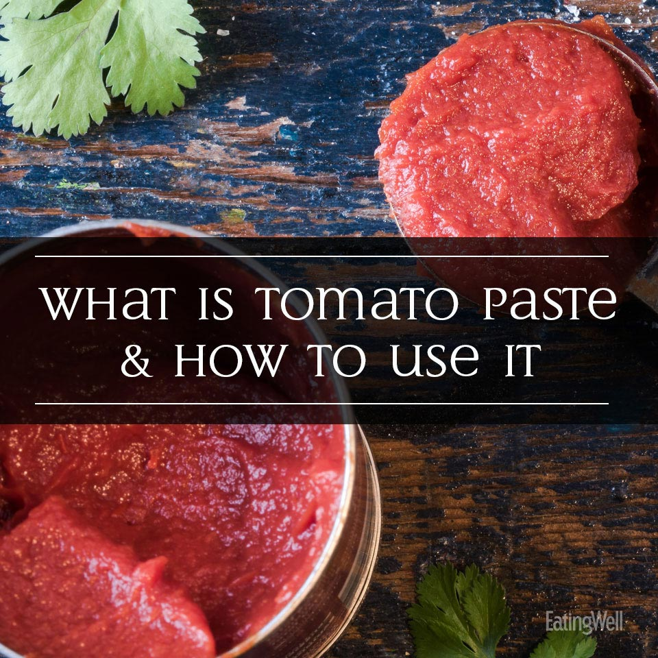What Is Tomato Paste & How to Use It
