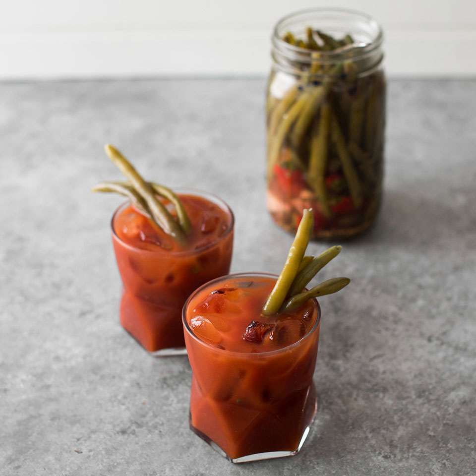 pickled bloody mary