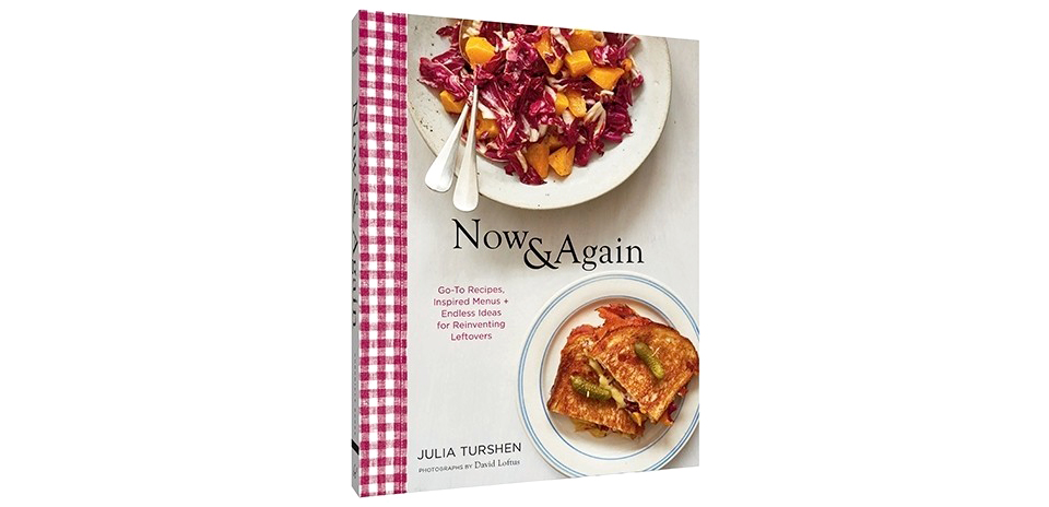 now and again cookbook cover