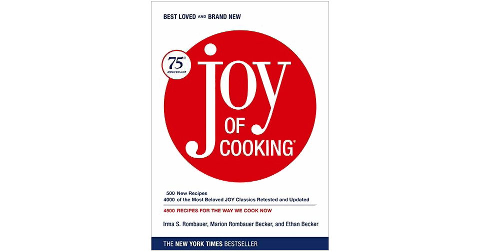 joy of cooking cookbook cover