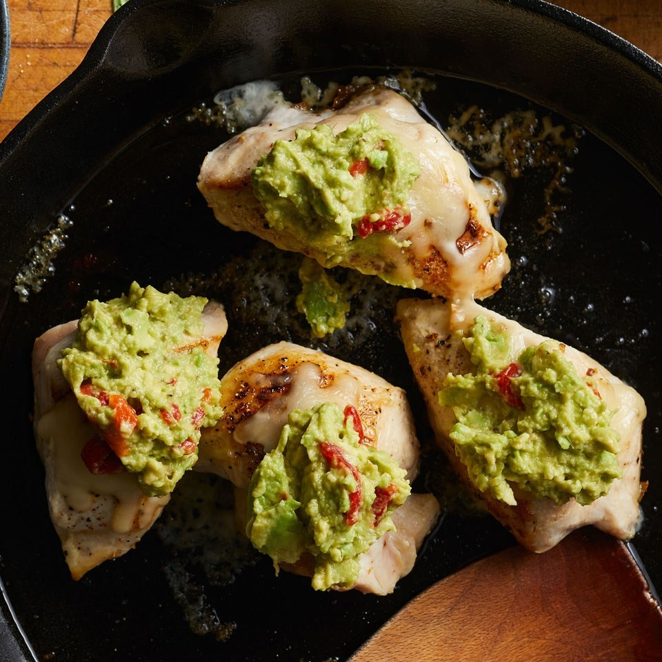 Guacamole Chicken