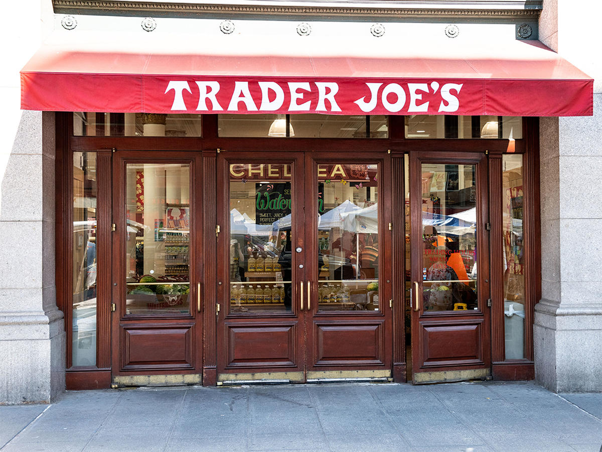 28 Foods Dietitians Always Buy at Trader Joe's