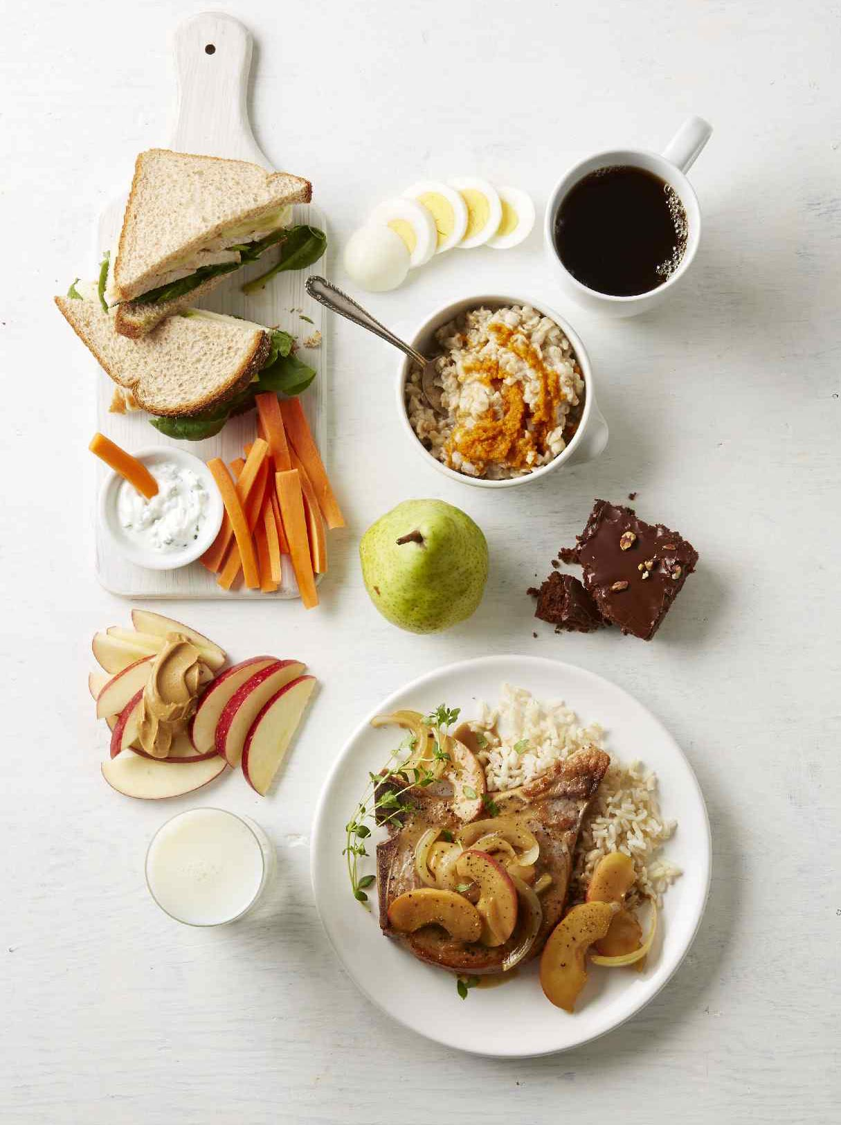 1-Day High-Protein Meal Plan for Diabetes