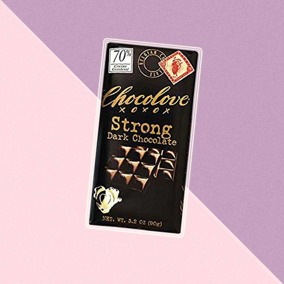 Chocolove Strong bar