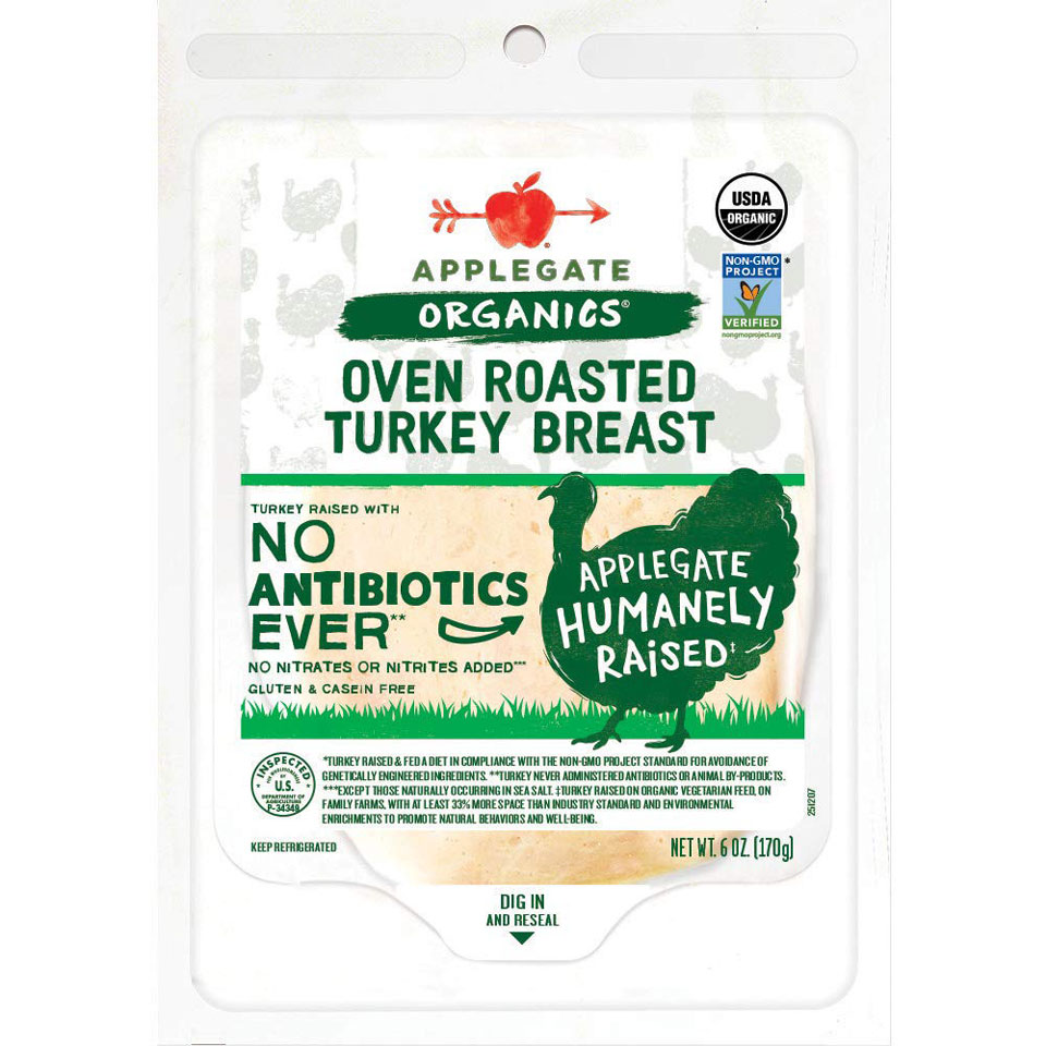 Applegate Organic Turkey Breast from Target