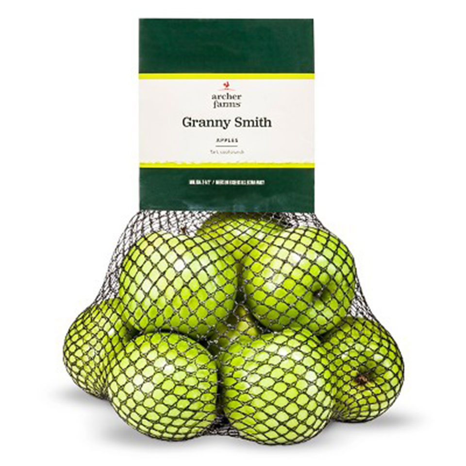 Archer Farms Granny Smith Apples bag