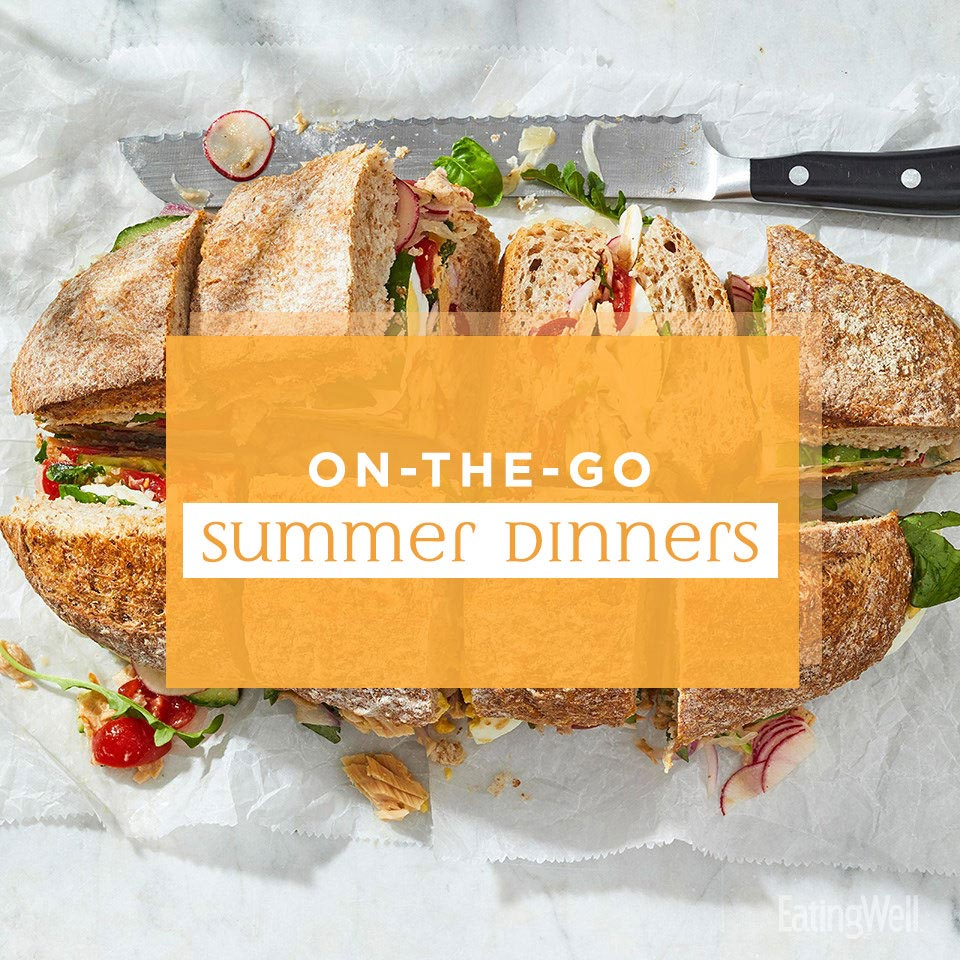 On-The-Go Summer Dinners