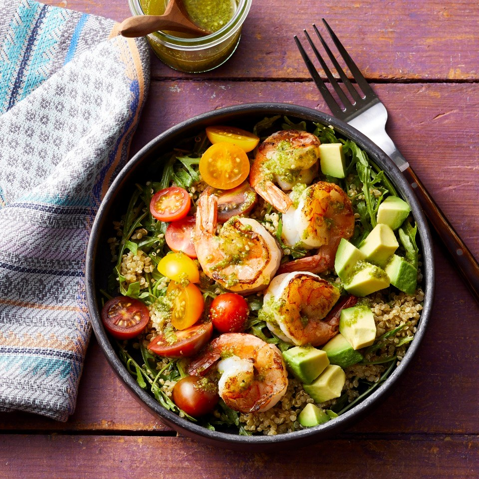 25 Healthy High-Blood Pressure Dinners You Can Make in 25 Minutes