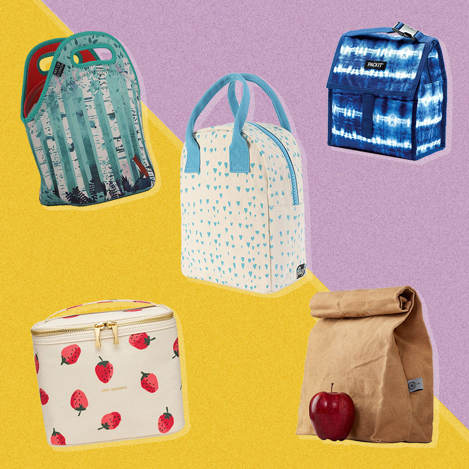 five cute lunchboxes