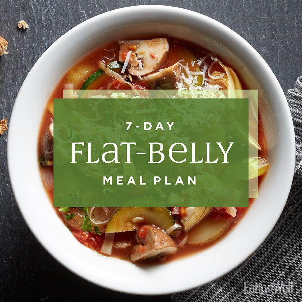 7-Day Flat-Belly Meal Plan
