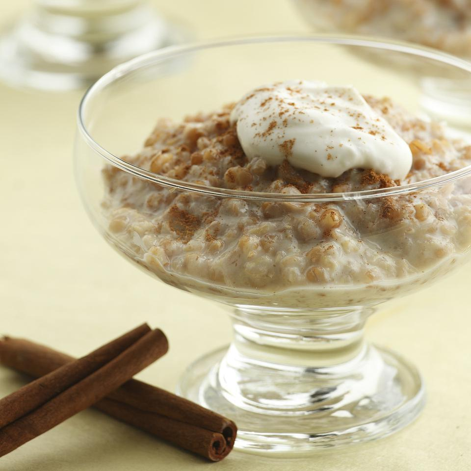 Wheat Berry Pudding