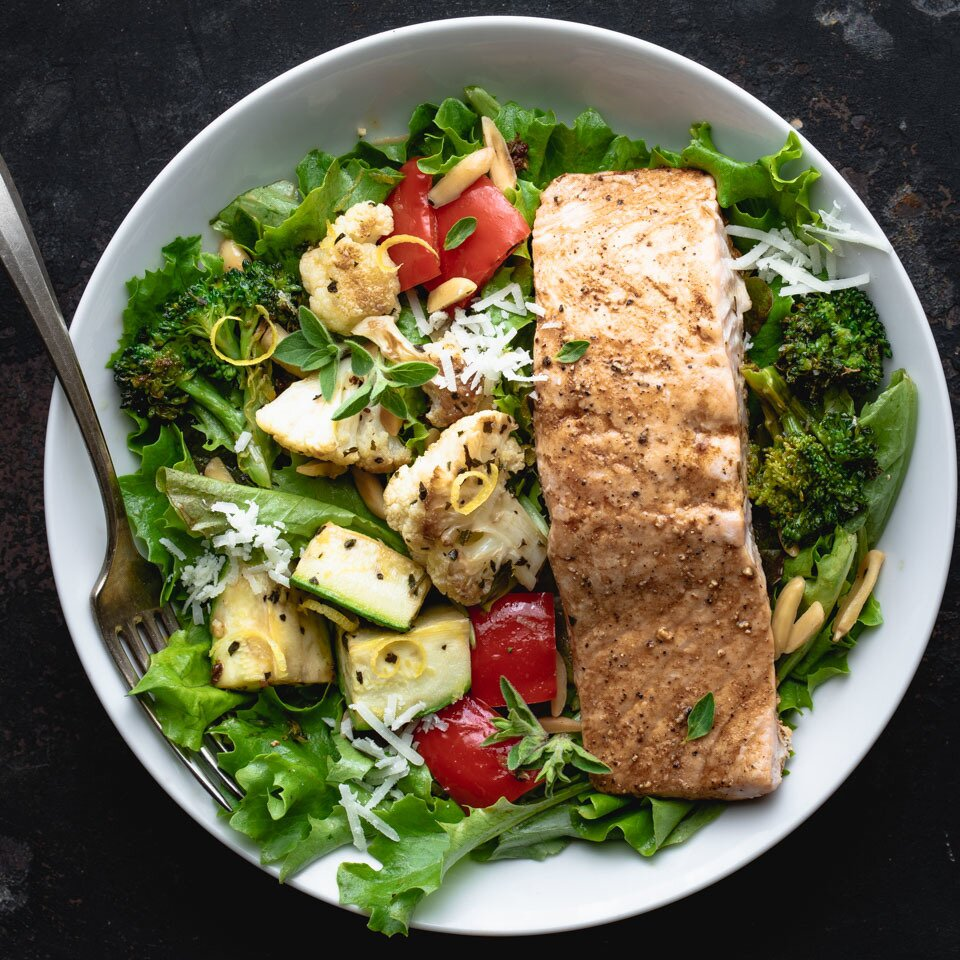 Healthy Recipes for One Serving   EatingWell