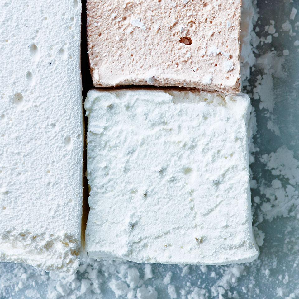 Sage Marshmallows