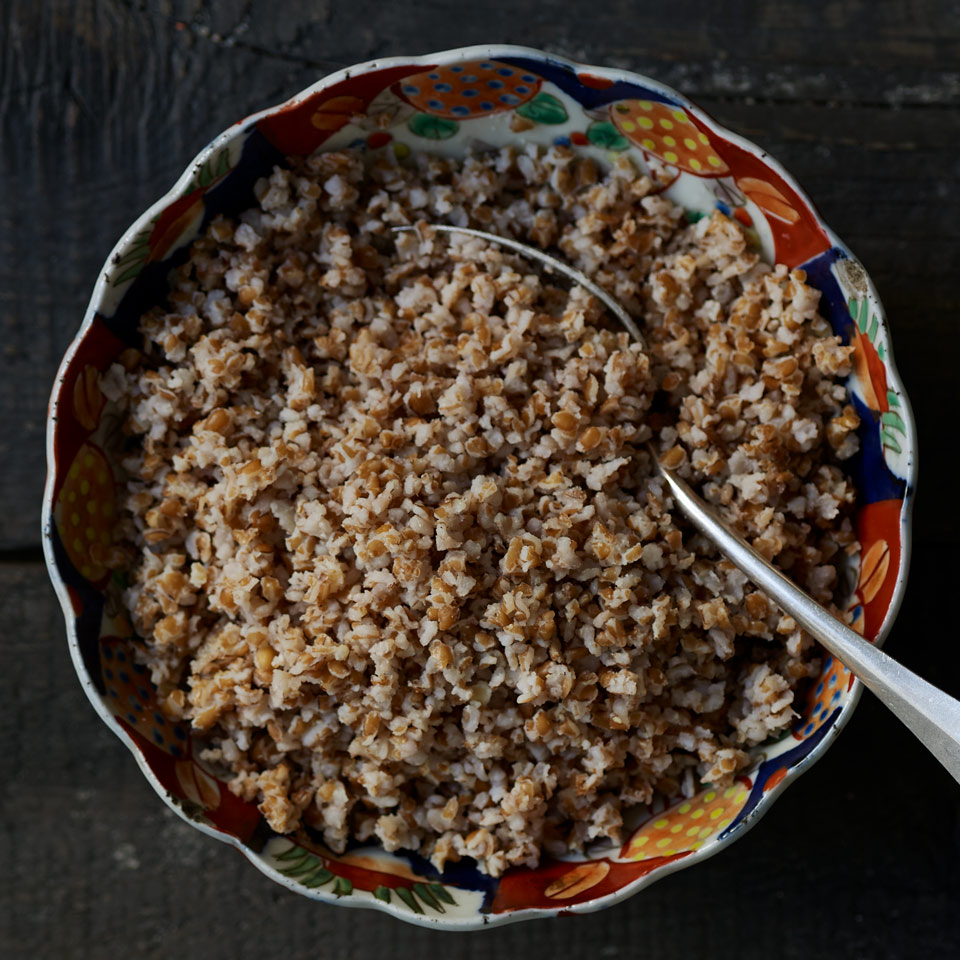 Kinche (Cracked Wheat)