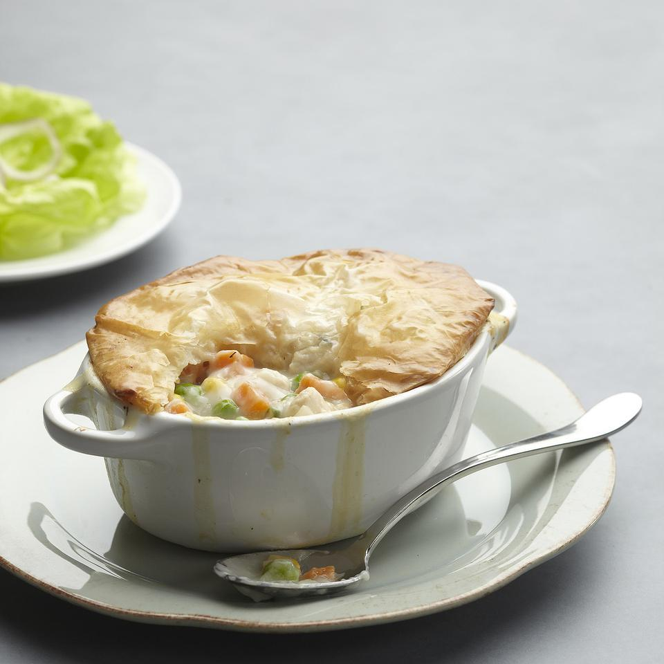 Creamy Chicken Potpie