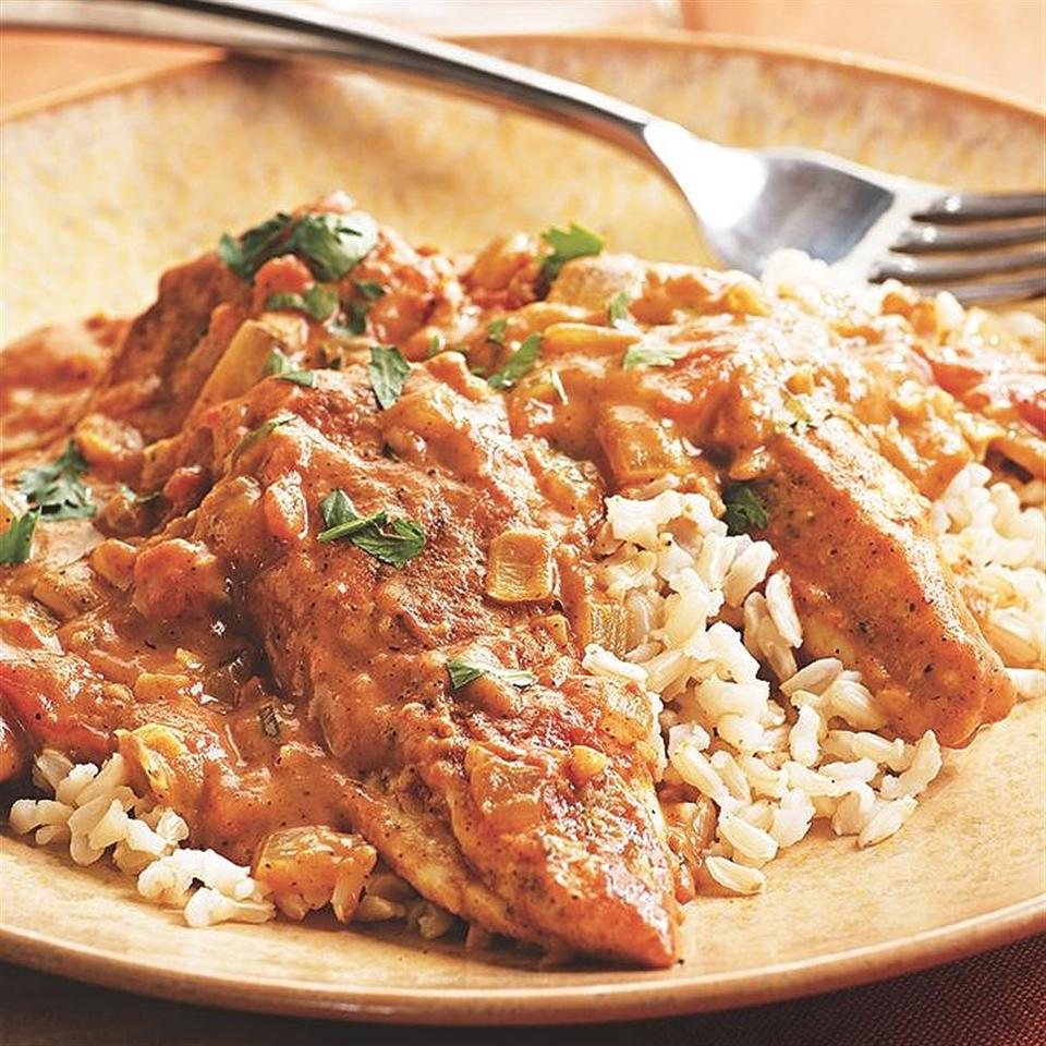 Quick Chicken Tikka Masala for Two
