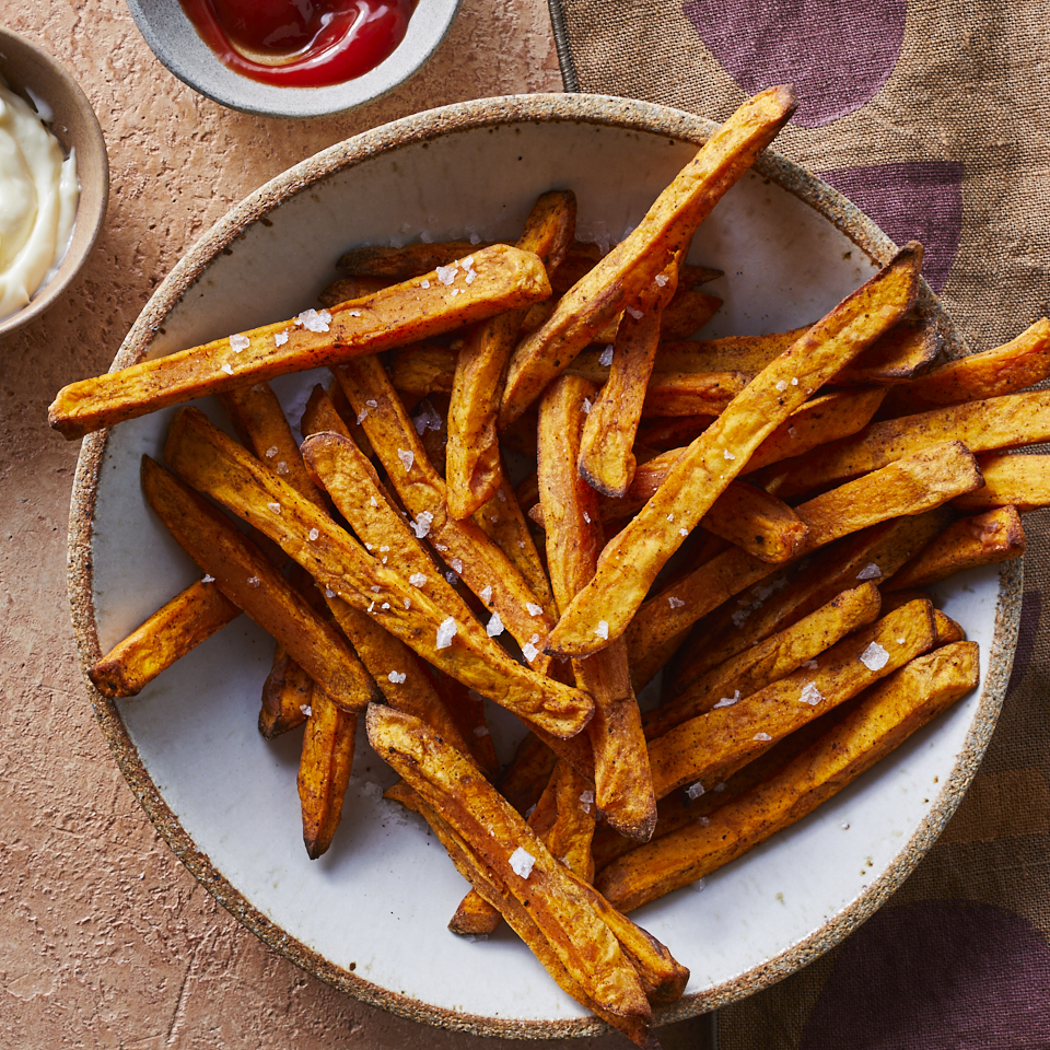 Air-Fryer Sweet Potato Fries