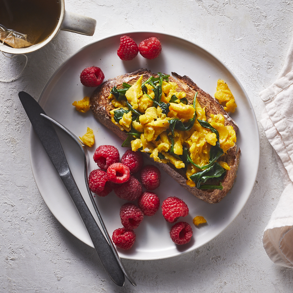 Healthy 15-Minute Breakfast Ideas