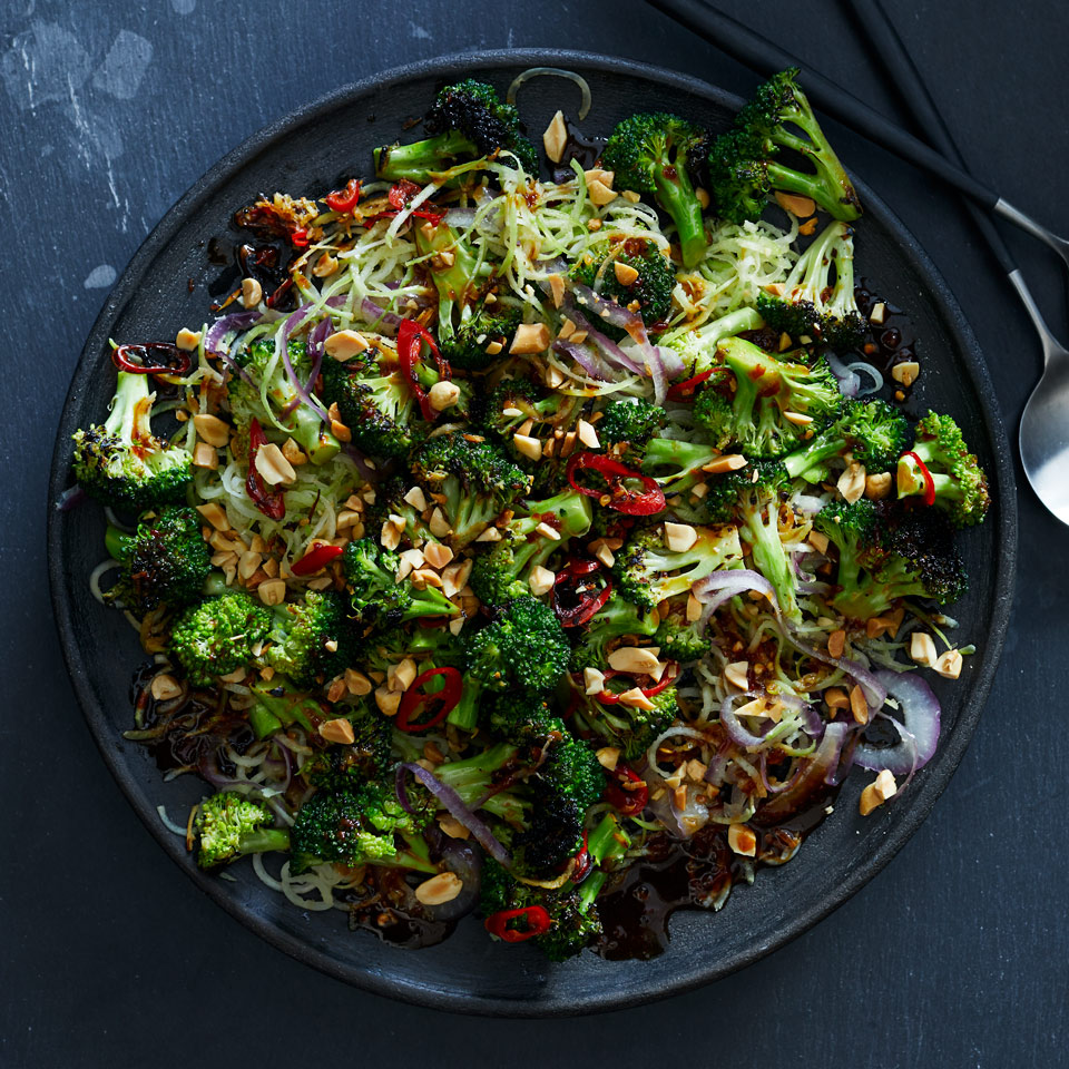Use-All-the-Broccoli Stir-Fry
