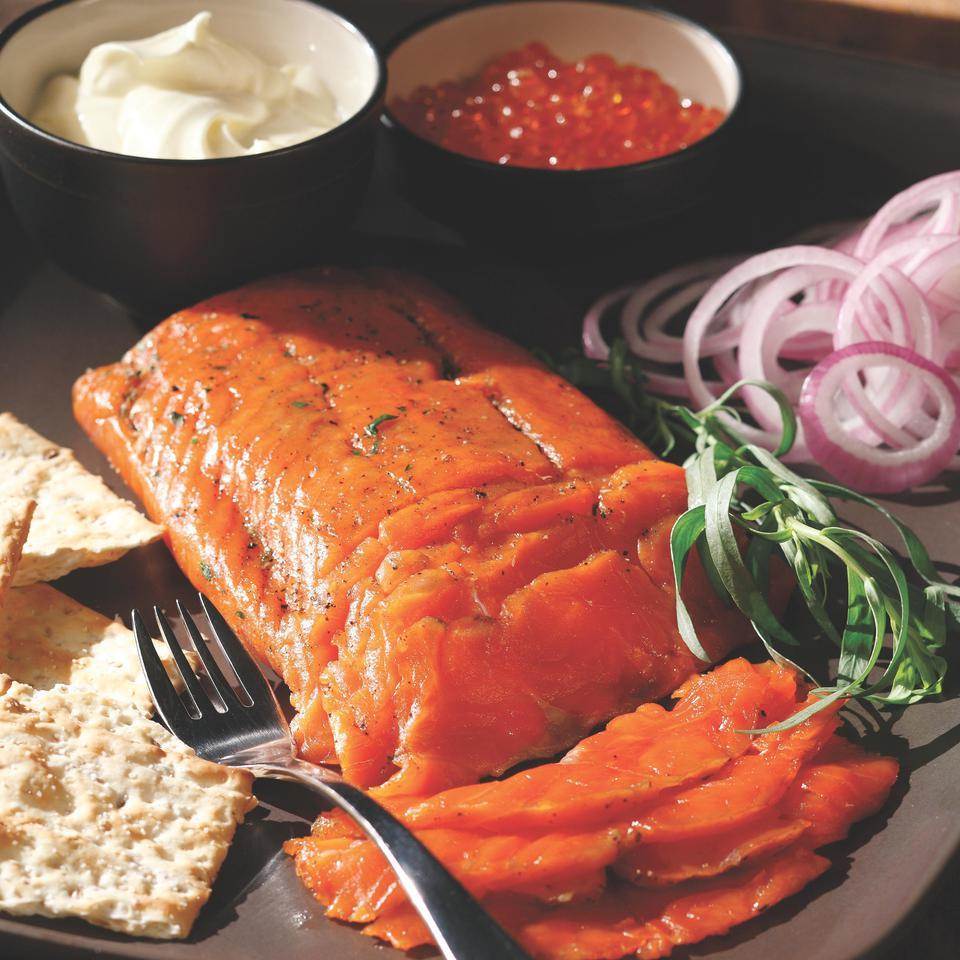 New World Gravlax