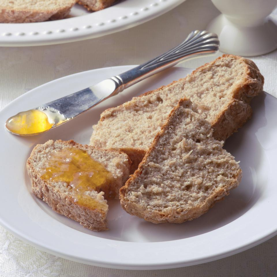 Whole Wheat Irish Soda Bread Recipe Eatingwell
