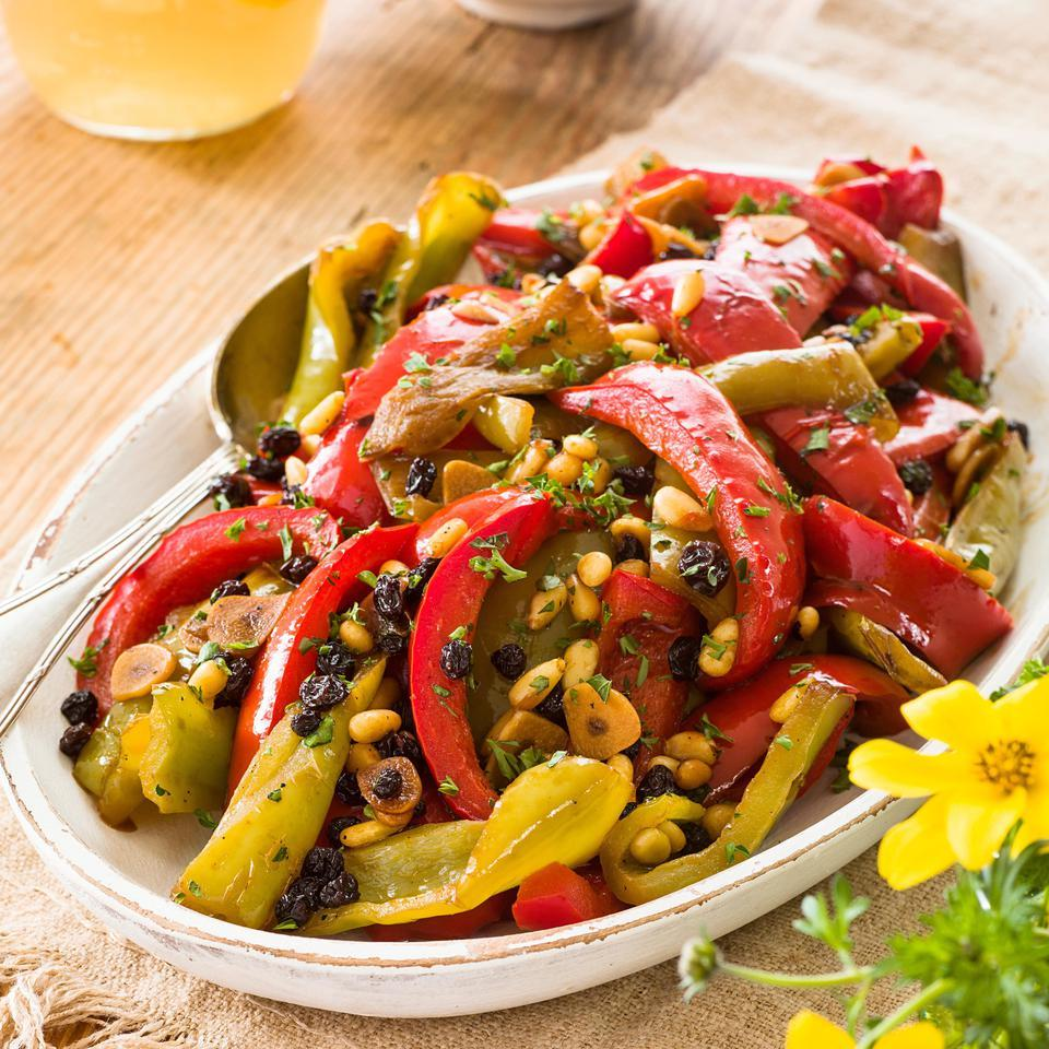 Sicilian Pepper Salad