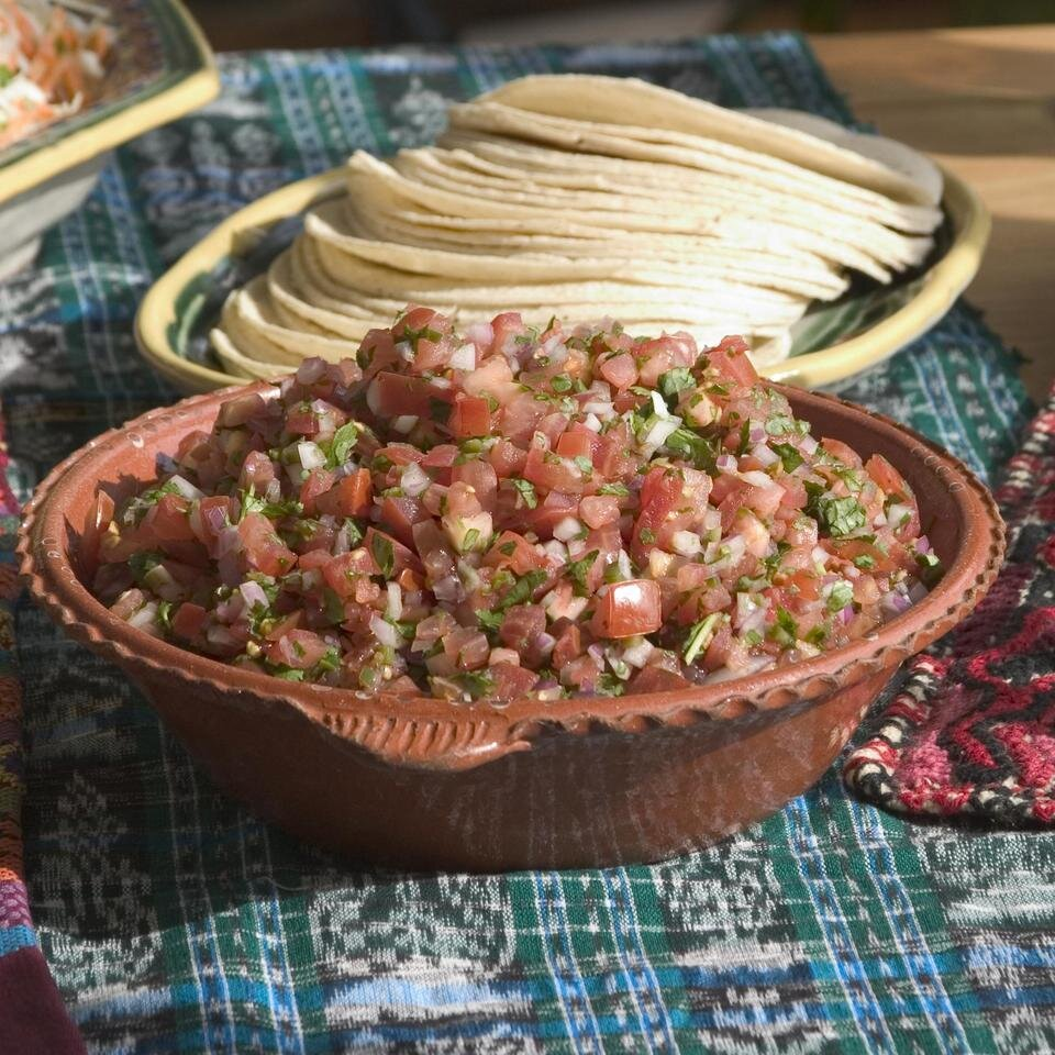Fresh Tomato Salsa Recipe Eatingwell