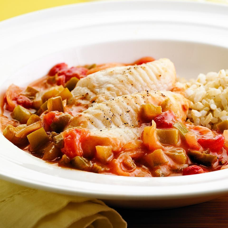 Catfish Etouffee