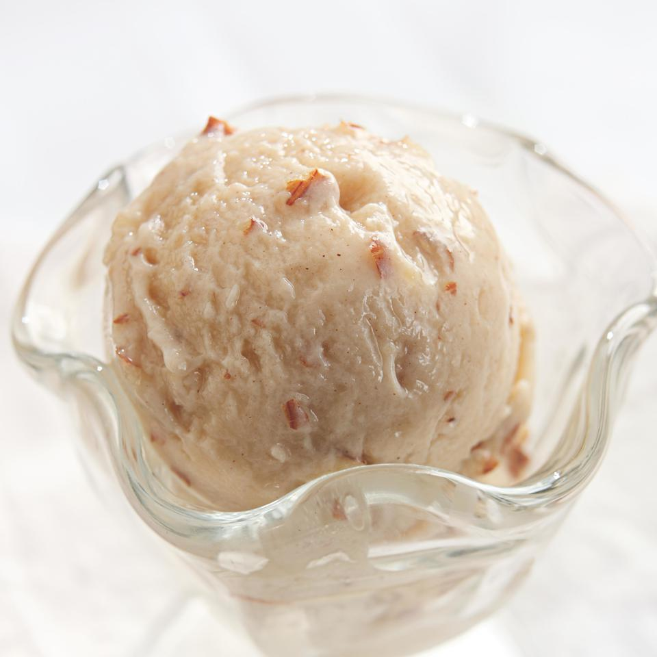 Brown Sugar & Toasted Almond Ice Cream